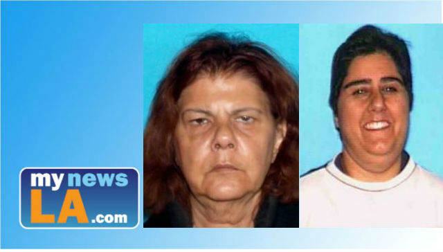 Police asked for the public's help Thursday to find a mother and daughter who both suffer from mental illness and are missing in Glendale. Photos from the Glendale Police Department.