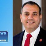 State Sen. Tony Mendoza.