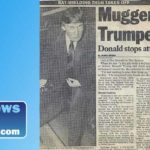 New York Daily News article suggesting Donald Trump stopped a mugging.