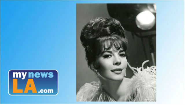 Legendary actress Natalie Wood. Photo from Warner Bros. Pictures Publicity, 1964, Public Domain.