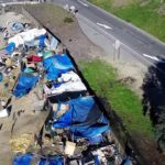 Santa Ana Riverbed Homeless Encampments