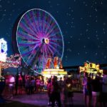 A carnival atmosphere similar to the one at the Riverside County Fair and National Date Festival, which opens Friday, February 16, 2018. Photo from Pixabay.