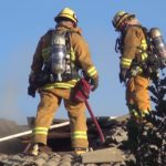 LAFD firefighters