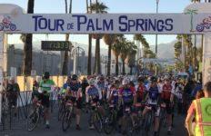Photo: Tour de Palm Springs