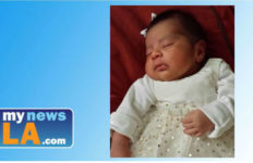 Newborn Eliza De La Cruz was kidnapped and murdered by a man, who along with a female accomplice, targeted the baby and her mother as they left a bus stop in Long Beach, CA in January 2015. Photo from the Long Beach Police Department.