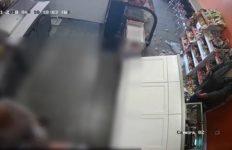 Female armed robber sought