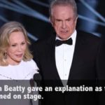 Faye Dunaway and Warren Beatty reveal the wrong Best Picture at 2017 Oscars.