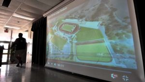 "A ""track reunion"" luncheon in mid-February  saw scenes of new Hilmer Lodge Stadium."