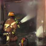 Garden Grove apartment fire