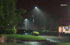 Rain in Rancho Santa Margarita