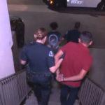 Police arrest juveniles