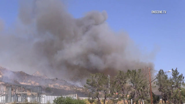 Evacuations Lifted as Firefighters Make Progress in 175-Acre