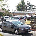 Crime scene in Garden Grove