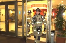 Firefighters in Anaheim