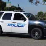 Signal Hill Police cruiser