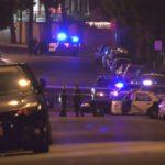Police search Inglewood neighborhood