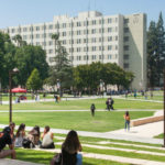 Cal State University Northridge campus