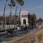 Empergency vehicles converge on Castle Park