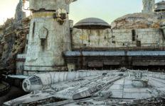 Disneyland Star Wars attraction
