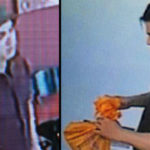 Surveillance photos of shooting suspect
