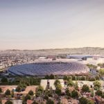 Rendering of LA Clippers Irvine arena