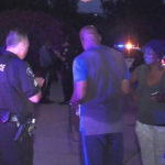 Police interview witnesses in Pomona
