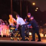 Paramedics assist unresponsive girl