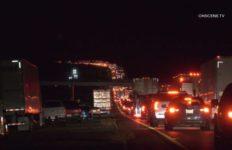 Backup on Interstate 15