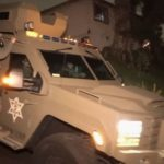 Orange County Sheriff SWAT team