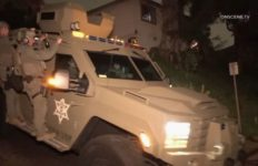 Orange County Sheriff SWAT team
