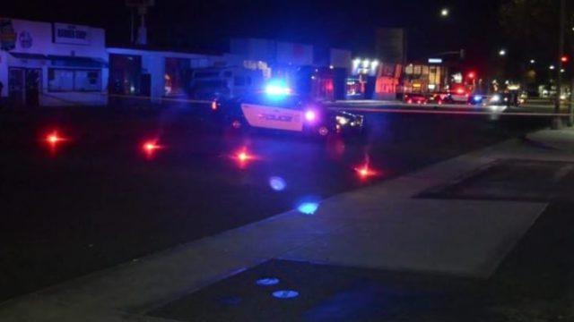 Police investtigate accident