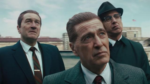 Scene from 'The Irishman'