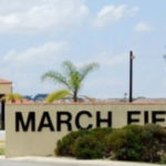 Entrance to March Air Reserve Base