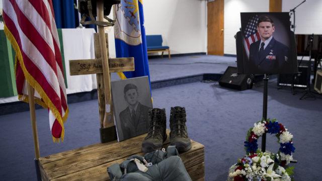 Memorial for Adam Erickosn