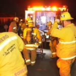 First responders at Tujunga fire