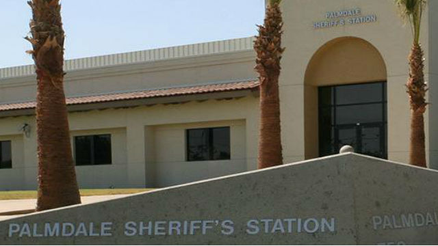 Sheriff's station in Palmdale