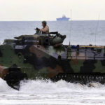 Marine Corps amphibious vehicle