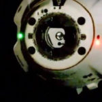 Crew Dragon leaves space station