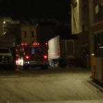 Ambulance at Paramount Studios