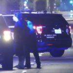 Deputies at scene of shooting