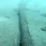 Damaged pipeline